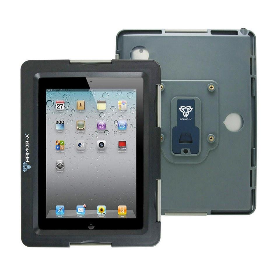 "Wodoodporne ochronne etui case na tablet 10"" MX-U4X-BK"